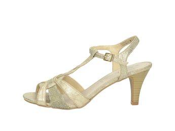 Jane Klain dámske sandále - zlaté