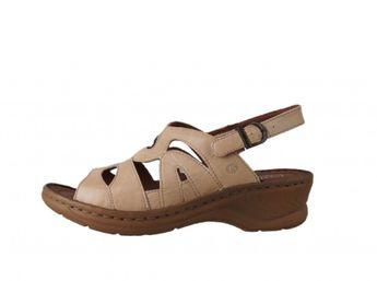 Josef Seibel dámske bežové sandále