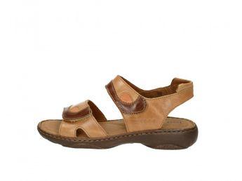 Josef Seibel dámske hnedé pohodlné sandále