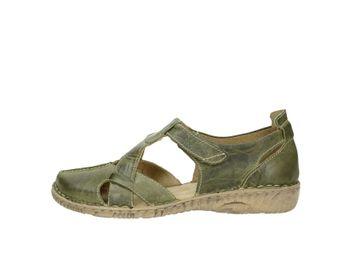 Josef Seibel dámske sandále - zelené