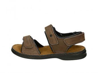 Josef Seibel hnedé pohodlné sandále