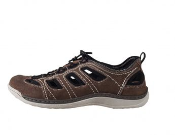 Josef Seibel pánske hnedé trekingové sandále