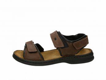 Josef Seibel pánske sandále - hnedé