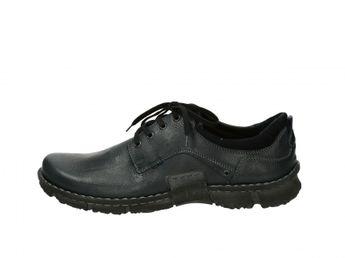Josef Seibel pánske spoločenske topánky - hnedé