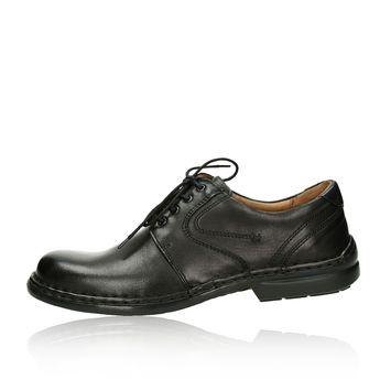 Josef Seibel pánske topánky - čierne