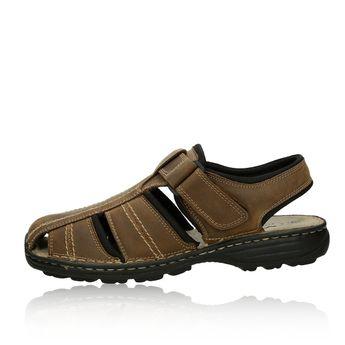 Klondike pánske sandále - hnedé