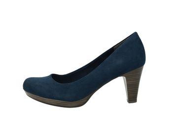 Marco Tozzi dámske lodičky - modré
