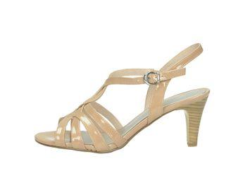 Marco Tozzi dámske sandále - béžové