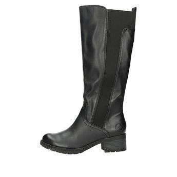 Marco Tozzi dámske zimné čižmy - čierne