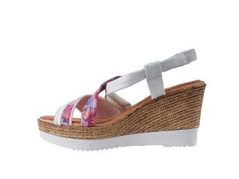 Marila dámske sandále - ružové