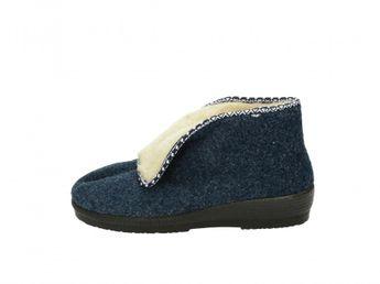 Mjartan dámska domáca obuv - modrá