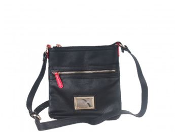 Monnari dámska čierna kabelka