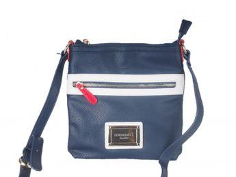 Monnari dámska modrá kabelka