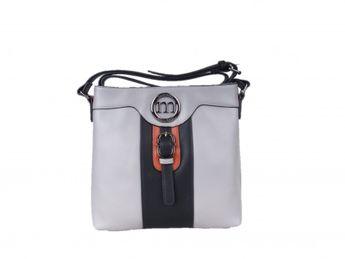 Monnari dámska šedá kabelka