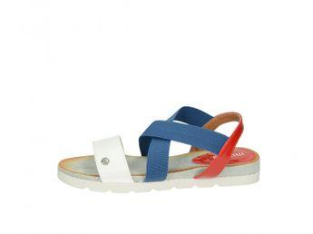 Monnari dámske sandále - biele, modré, červené