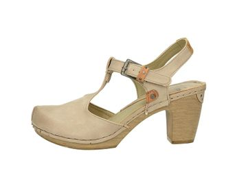 Mustang dámske sandále - béžové