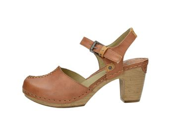 Mustang dámske sandále - hnedé
