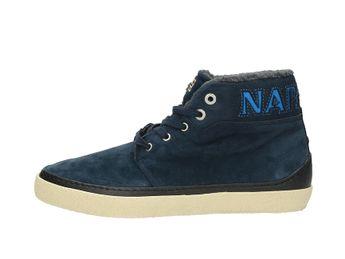 Napapijri pánska štýlová členková obuv - modrá