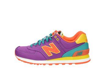 New balance dámske tenisky - multicolor