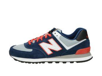 New Balance pánske tenisky - modré
