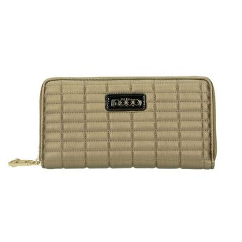 Nóbo dámska elegantná peňaženka - zlatá