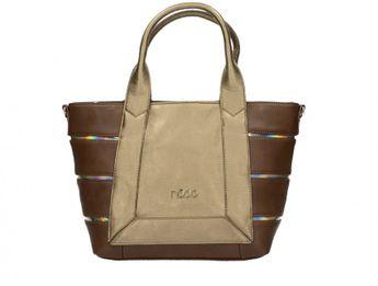 Nóbo dámska kabelka - hnedá