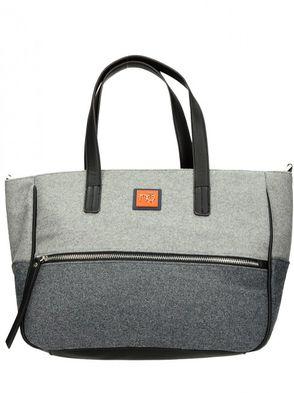 Nóbo dámska kabelka - šedá
