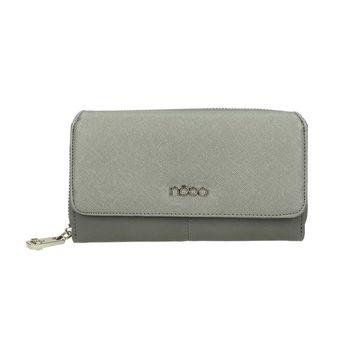 Nóbo dámska praktická peňaženka - šedá