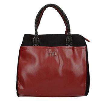 Nóbo dámska štýlová kabelka - červená