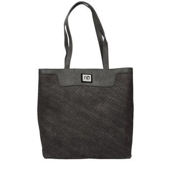 Nóbo dámska štýlová praktická kabelka - šedá