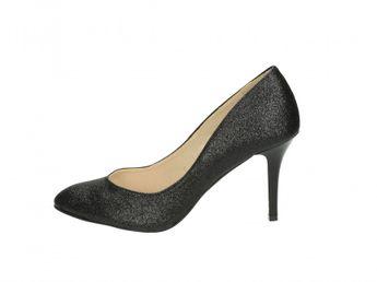 Olivia shoes dámske lodičky- čierne