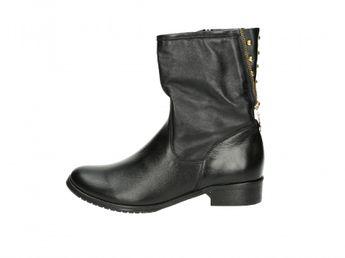 Olivia shoes dámske čižmy - čierne