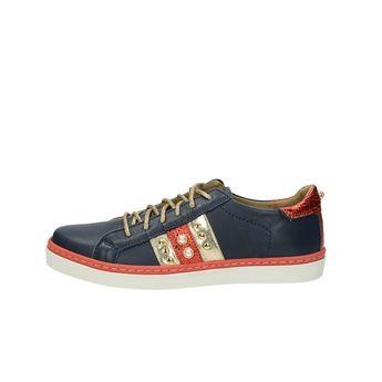 Olivia shoes dámske elegantné tenisky - modré
