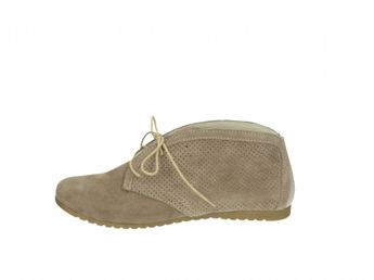 Olivia shoes dámske kotníky - béžové