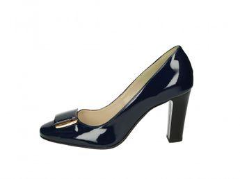 Olivia shoes dámske lodičky - modré