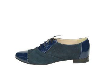 Olivia shoes dámske poltopánky - modré