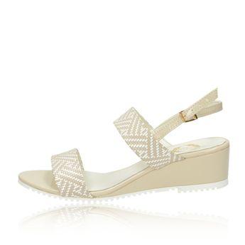 Olivia shoes dámske sandále - béžové