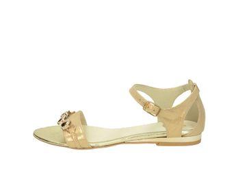 Olivia shoes dámske sandále - zlaté