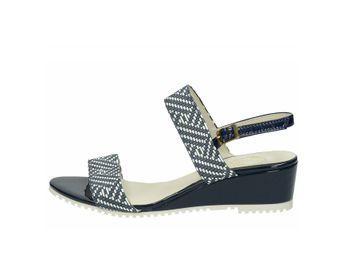 Olivia shoes dámske sandále - modré