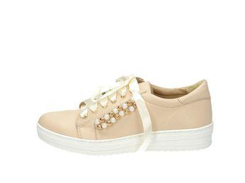 Olivia shoes dámske štýlové tenisky - béžové