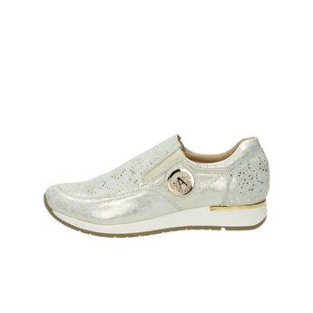 Olivia shoes dámske štýlové tenisky - zlaté
