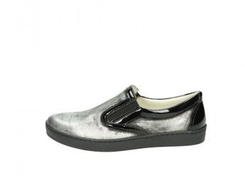 Olivia shoes dámske tenisky - čierne