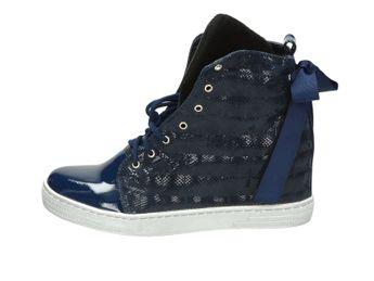 Olivia shoes dámske kotníky - modré