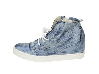 Olivia shoes dámske tenisky - modré