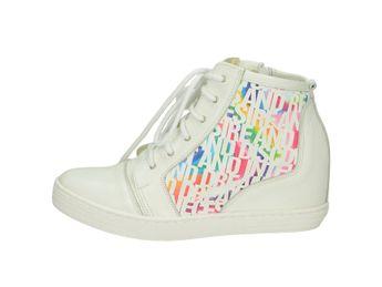 Olivia shoes dámske tenisky - multicolor