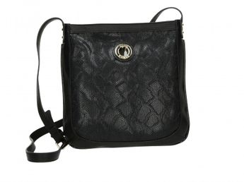 Pabia dámska kabelka - čierná