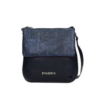 Pabia dámska kabelka - modrá