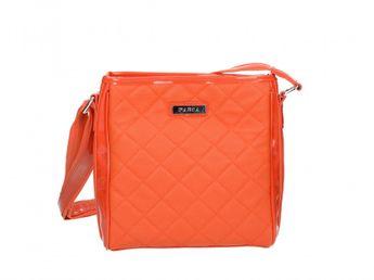 Pabia dámska oranžová kabelka