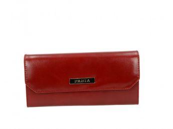 Pabia dámska peňaženka - červená