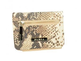Pabia dámska peňaženka - béžová